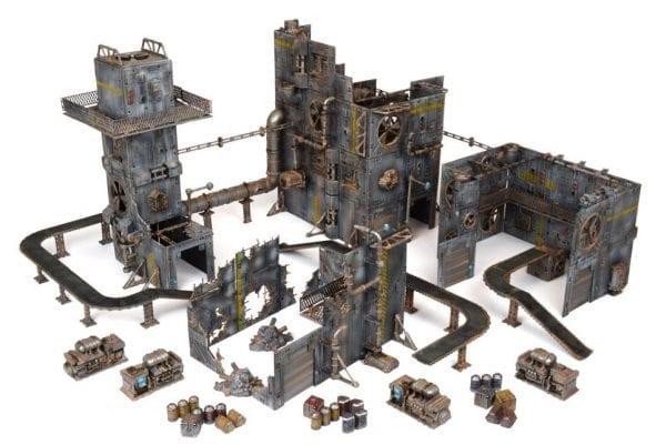 Industrial Quadrant