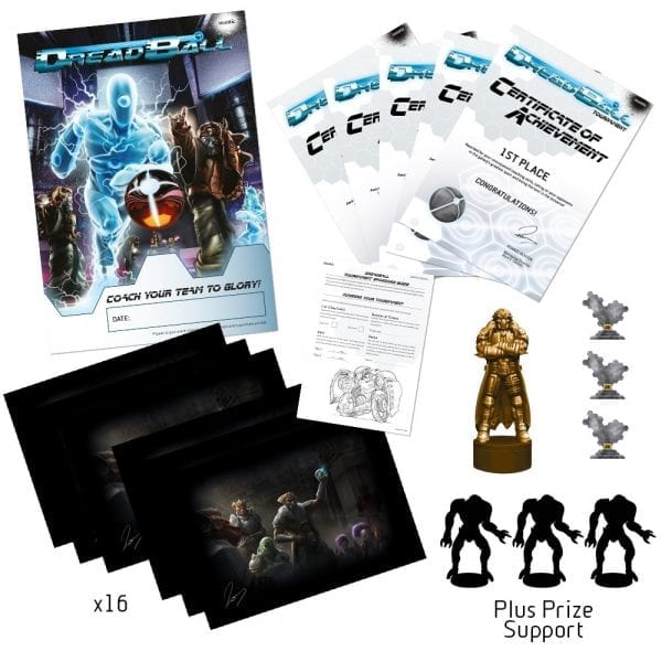 MGDBOP04 DreadBall Tournament Pack