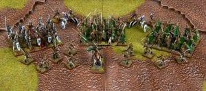 Mantic-Games-Display-Elf-Army