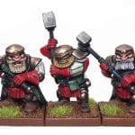 Mantic Games Dwarf Shieldbreakers