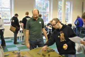 Alessio runs through the rules of KOW