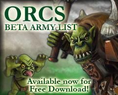 Orcs-Beta-Army-List