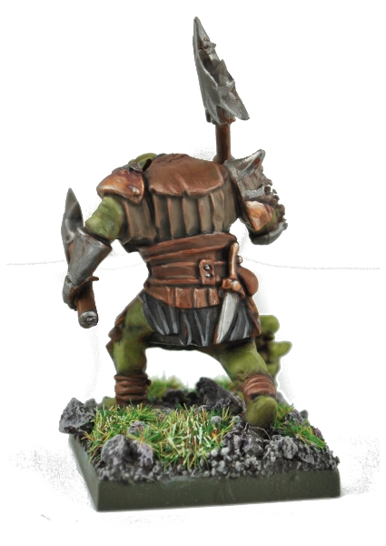 Painted Orc Back
