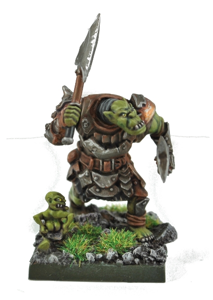 Painted Orc Side