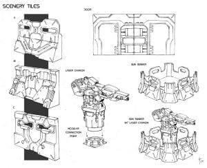 Scenery Tiles_Gun Bunker