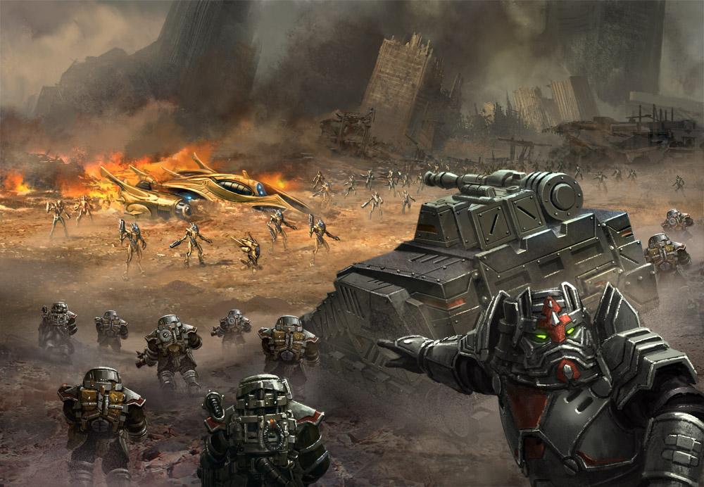 Steel-Warriors-&-Crashed-Asterian-Tank