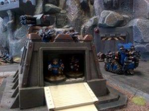 Warpath Battle scene 1