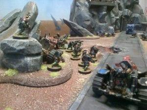 Warpath Battle scene 2