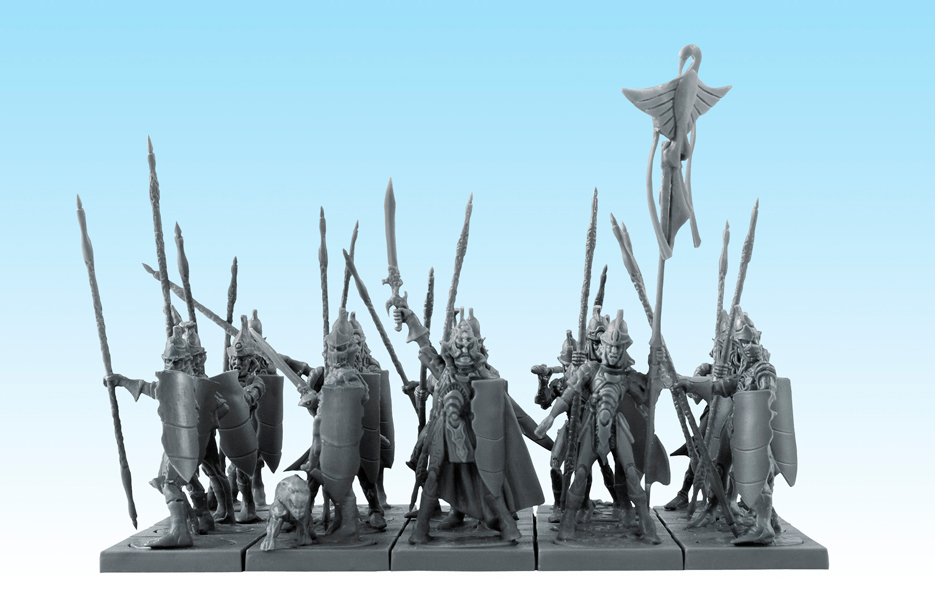 elves-spearmen-regiment-front