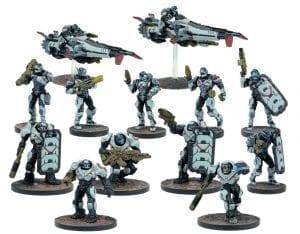 Enforcer Faction Booster