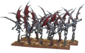 Abyssal Dwarf Gargoyles (Troop)