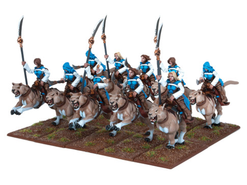 Sisterhood Lancers Regiment