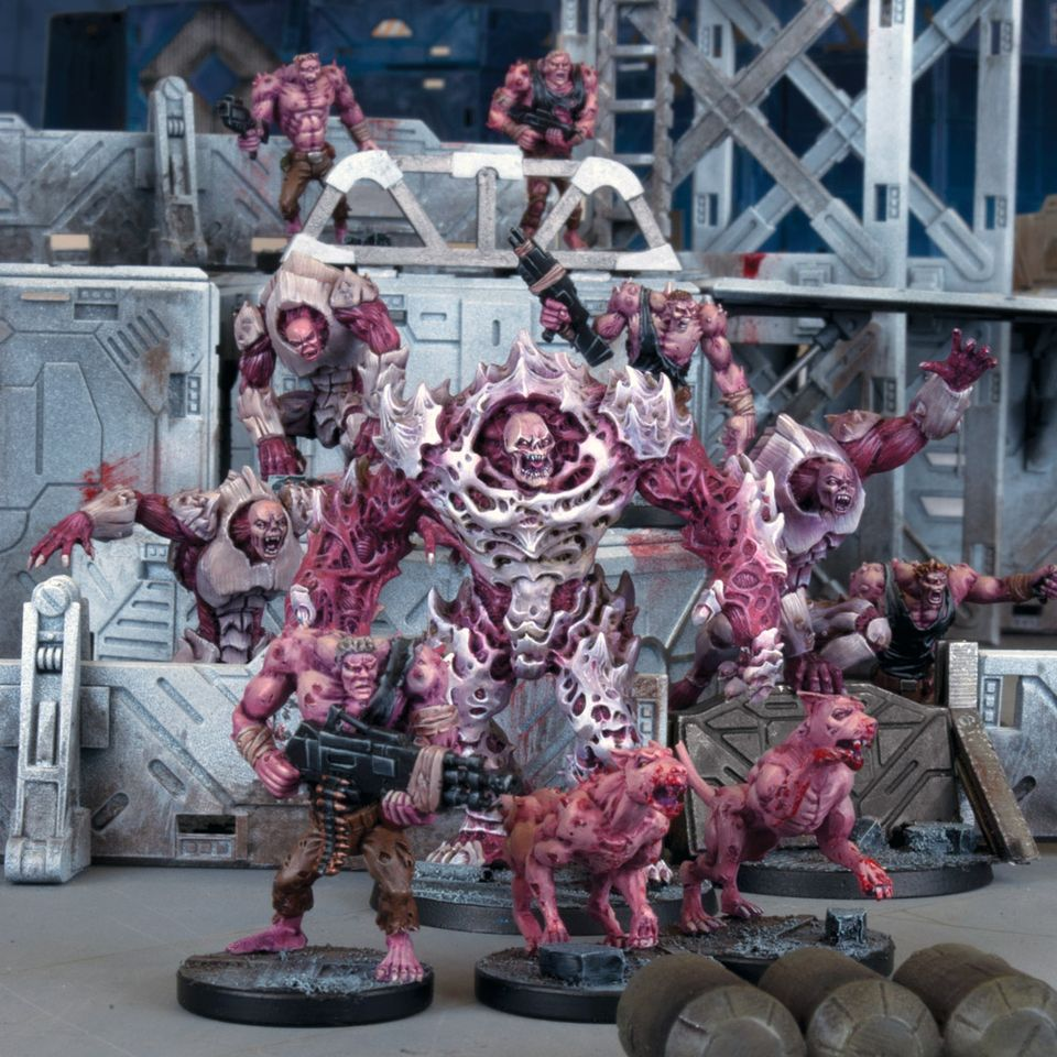Plague Faction Starter - now available to pre-order!