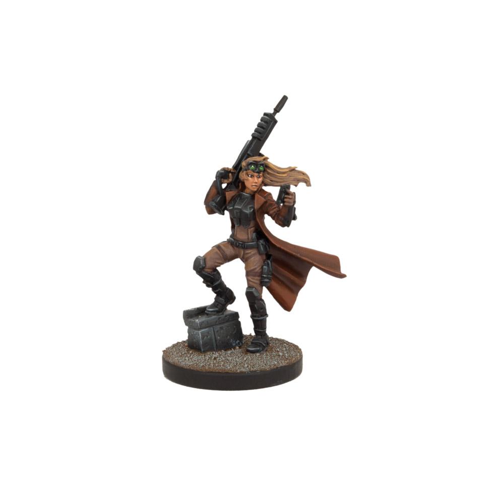 Rebs Tactical Field Commander - £4.99
