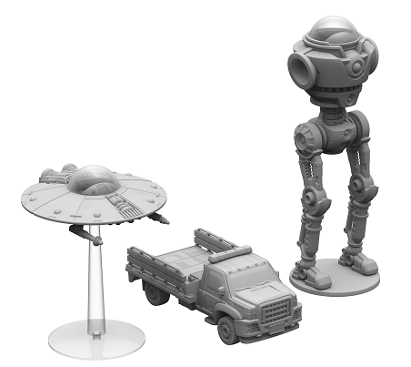 robot scale