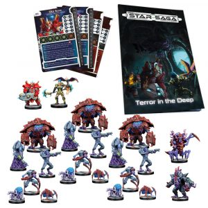 Star Saga: The Terror in the Deep Expansion