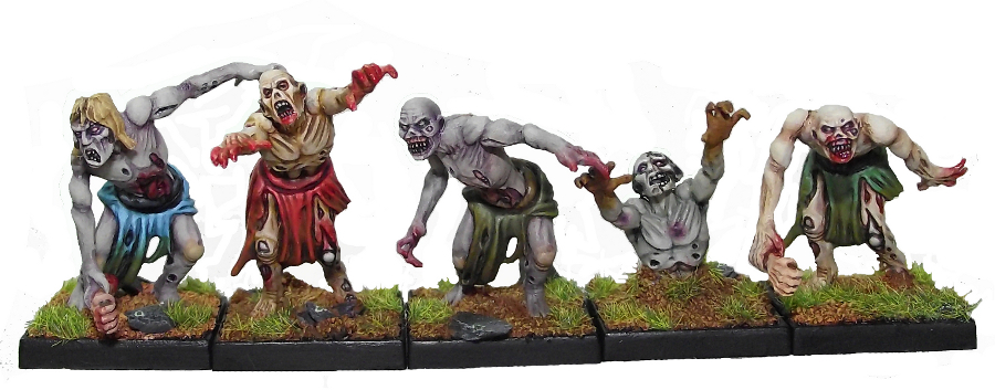 Zombie Front Rank