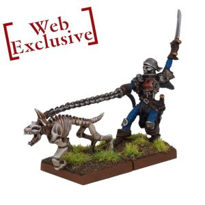 10 Mantic Points Undead Dog Handler