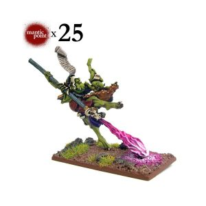 25 Mantic Points Orc Shaman
