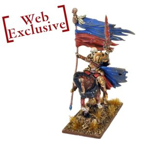 25 Mantic Points Undead Standard Bearer