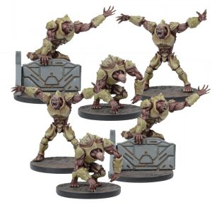 Plague 2nd Gen Mutants