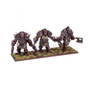 Ogre Berserker Braves (Regiment)