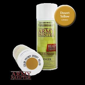 The Army Painter Desert Yellow Colour Primer