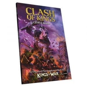 Clash of Kings: 2019 Digital 2nd Edition