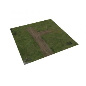 Neoprene Deluxe Mat Greene Farm