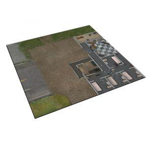 Neoprene Deluxe Mat Prison Grounds