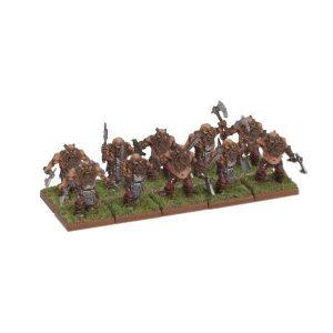 Dwarf Berserker Troop