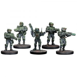 GCPS Ranger Sniper/Tank Hunter Team
