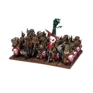 Abyssal Dwarf Immortal Guard Regiment