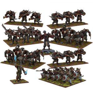 Ogre Mega Army (2017)