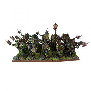 Orc Greatax Regiment