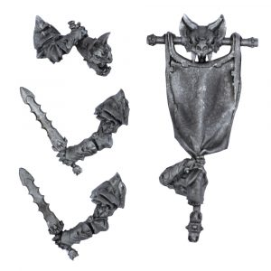 Metal Undead Soul Reaver Infantry Command