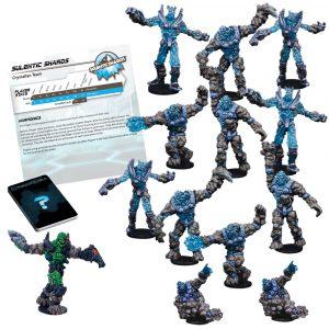 Sulentic Shards Crystallan Team