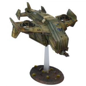GCPS TAD65 Hornet Dropship