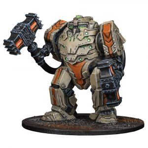 Forge Fathers Thor Pattern Iron Ancestor