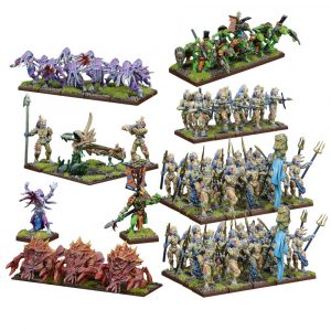 Trident Realm of Neritica Mega Army