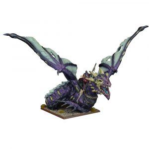 Undead Vampire Lord on Undead Dragon