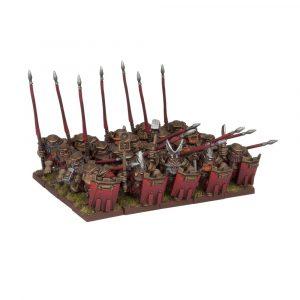 Dwarf Bulwarker Regiment