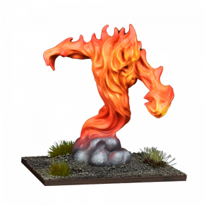 Forces ofNature Support Pack: Fire Elemental
