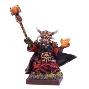 Abyssal Dwarf Ironcaster