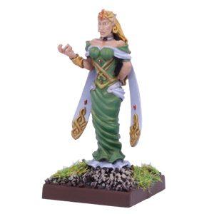 Elven Mage Queen