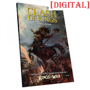 Clash of Kings: 2018 Digital