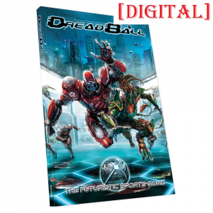 DreadBall Captain Cards Digital Download