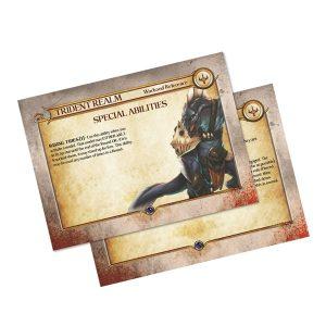 Forces of Nature Vanguard Card Set