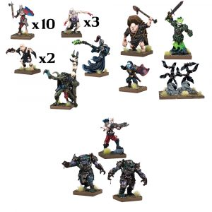 Vanguard Undead Mega Bundle