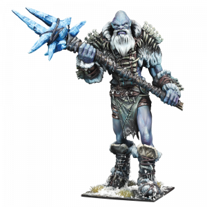 Kings of War Frost Giant
